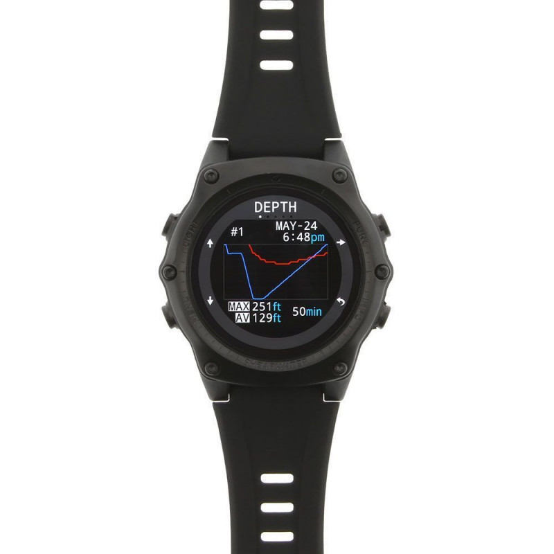 Shearwater Teric Dive computer watch