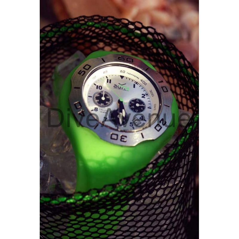 ADNA Watch CHRONO 51 Metal 100m waterproof