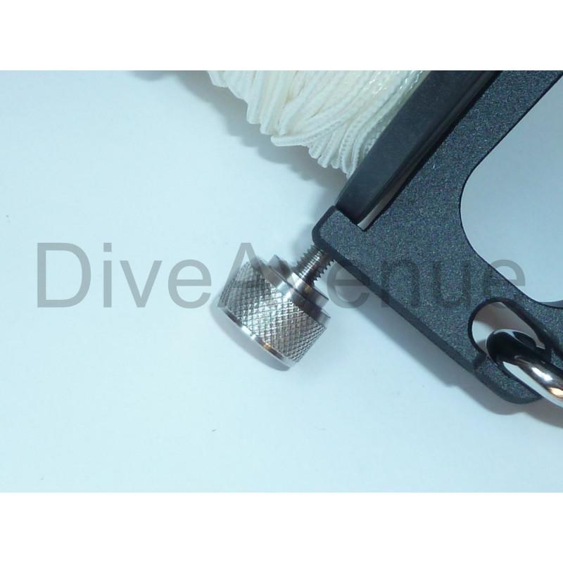 Dévidoir plongée avec 120m de fil