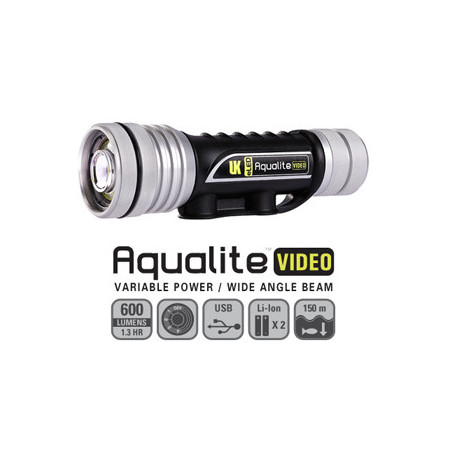 Underwater Kinetics Aqualite video