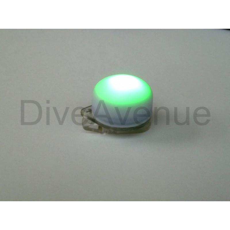 BIGBLUE Easy Clip - Led lumineuse de marquage Couleur verte