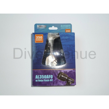 Bigblue AL-450AFO Led light Auto-Flash-Off 450 lumens