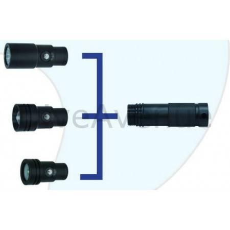 Bigblue Light head AL1200XWP 120° beam