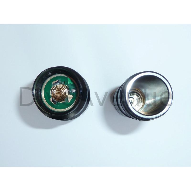 Phare BIGBLUE CF1200P II Focus 7° à 37°