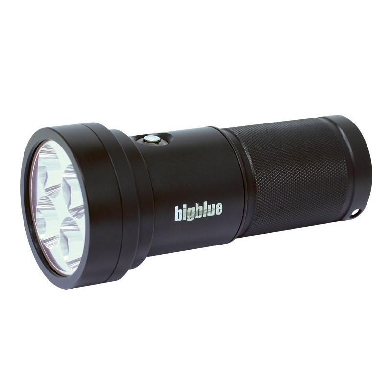 Bigblue TL4500P Tech Led light- 4xLED 4500Lm 10°beam