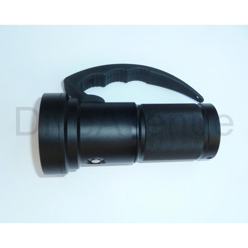 Phare BIGBLUE TL4500P - 4x LED 4500Lm 10°