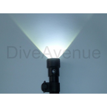 Bigblue AL1200XWP - 120° led light