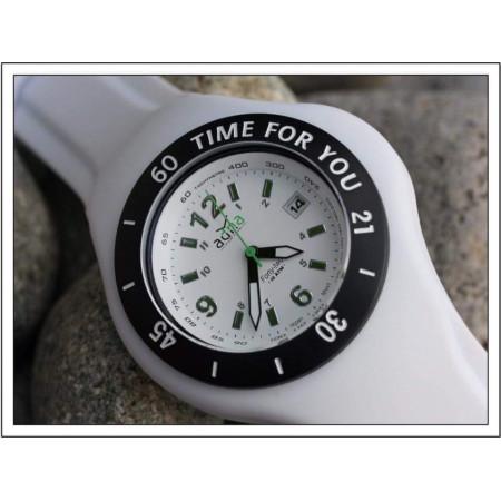 Bracelet silicone BLANC...