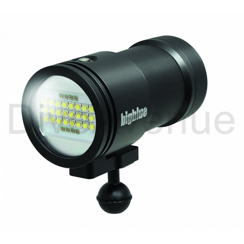 BIGBLUE VL15000P Pro Mini Tri Color video led light