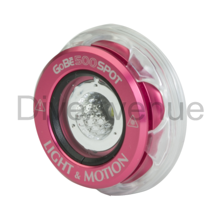 Phare Light & Motion GoBe S 500 SPOT Magenta
