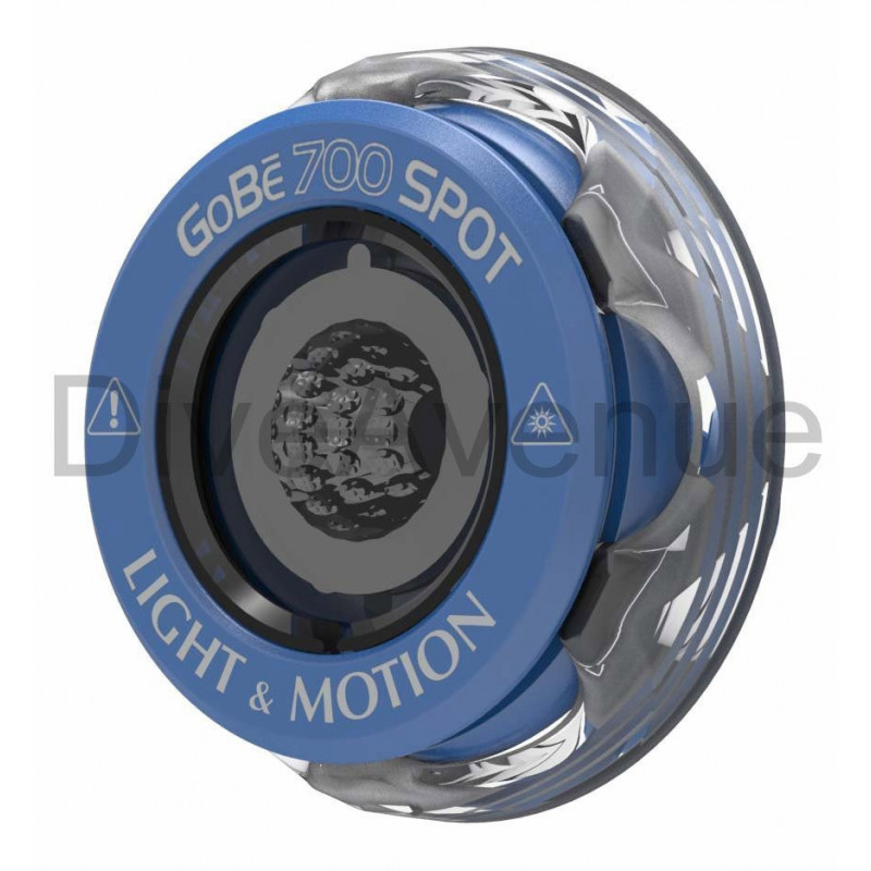Light & Motion GoBe 700 SPOT 20° Head only
