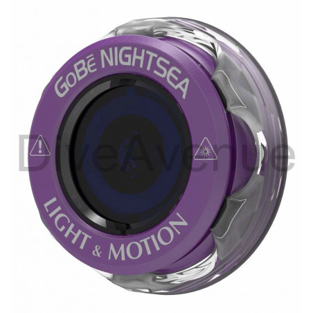 Tête Light & Motion GoBe NIGHTSEA 20°