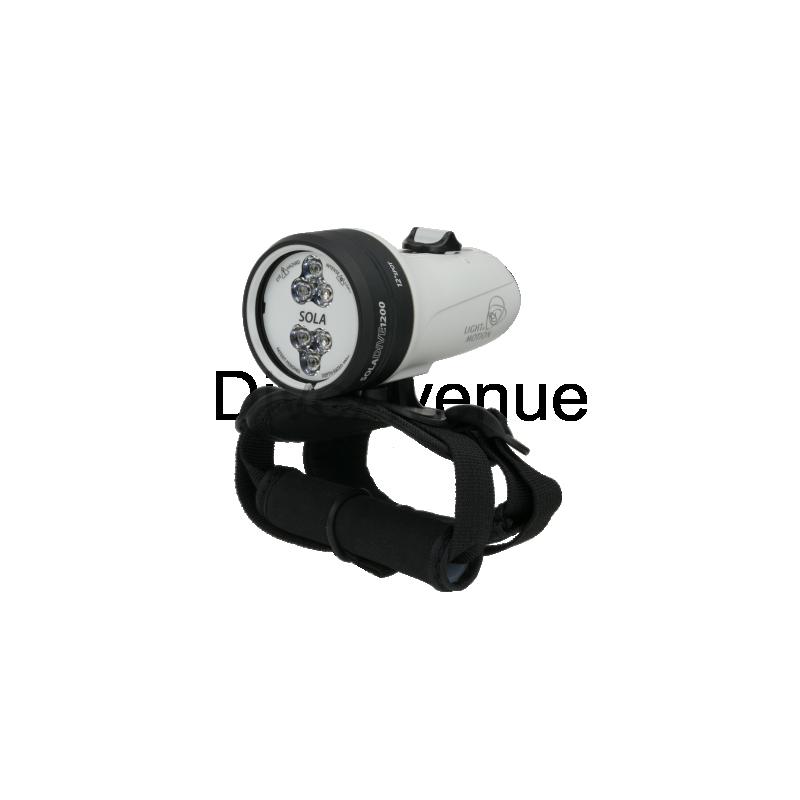 Light & Motion Sola Dive 1200 SPOT