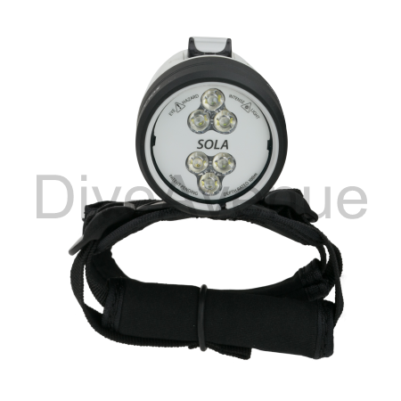 Phare Sola Dive 1200 SPOT Light & Motion  Spot 12°