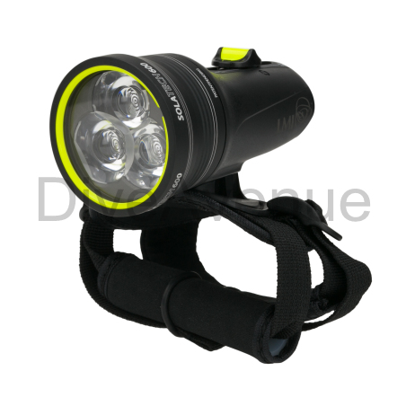 Phare Sola Tech 600 Light & Motion Spot 8°