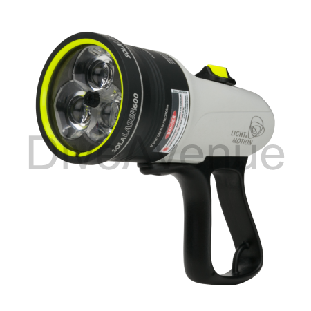 Phare Sola Laser 600 Light & Motion Spot 8° et laser vert