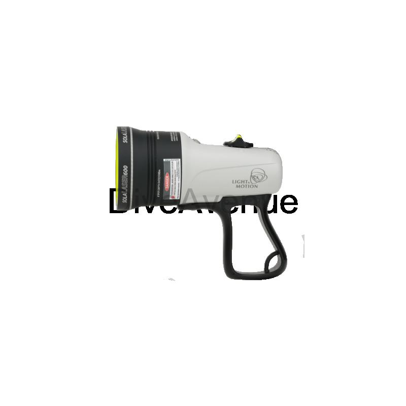 Phare Sola Laser 600 Light & Motion Spot 8° et laser vert