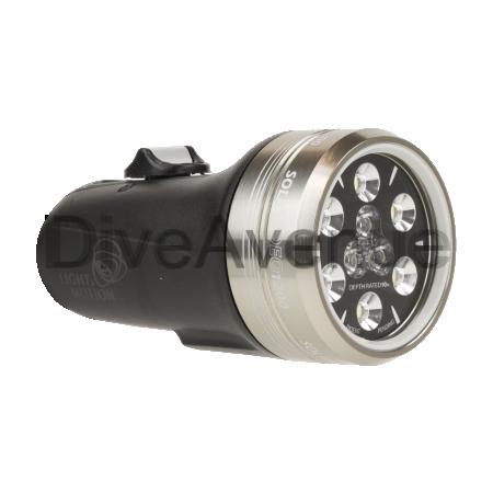 Phare Sola Video 1200 S/FLight & Motion  Spot 12°/Flood 60°