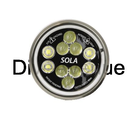 Phare Sola Video 2100 S/F Light & Motion  Spot 12°/Flood 60°
