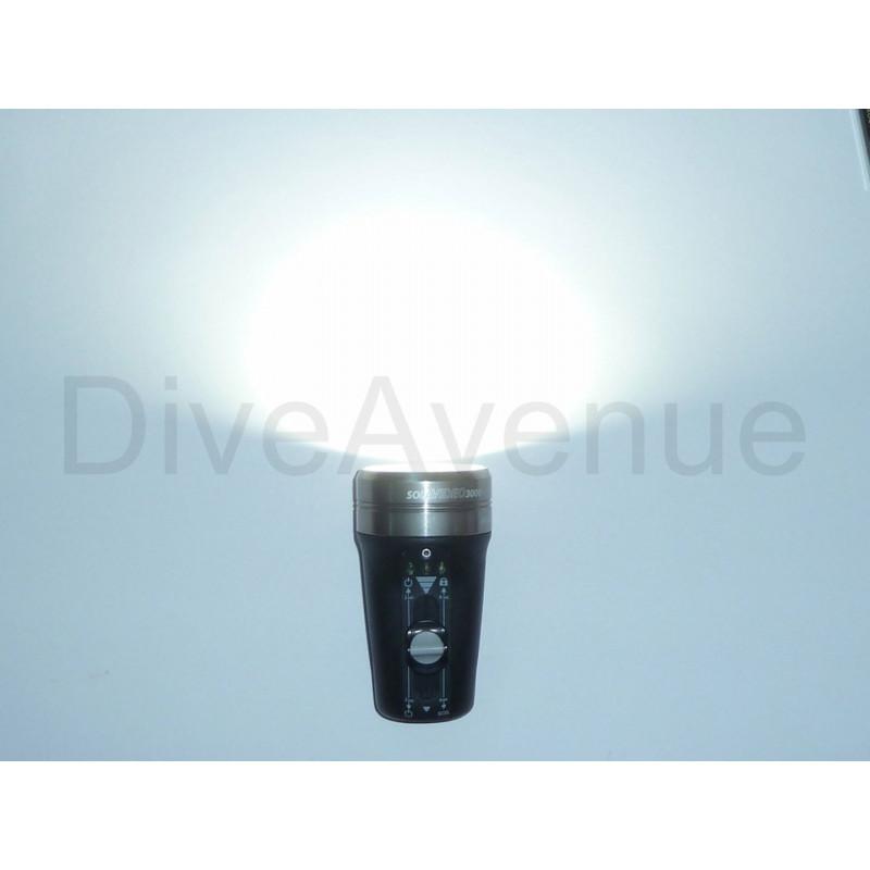 Light & Motion Sola Video 3800 FC FLOOD 90°
