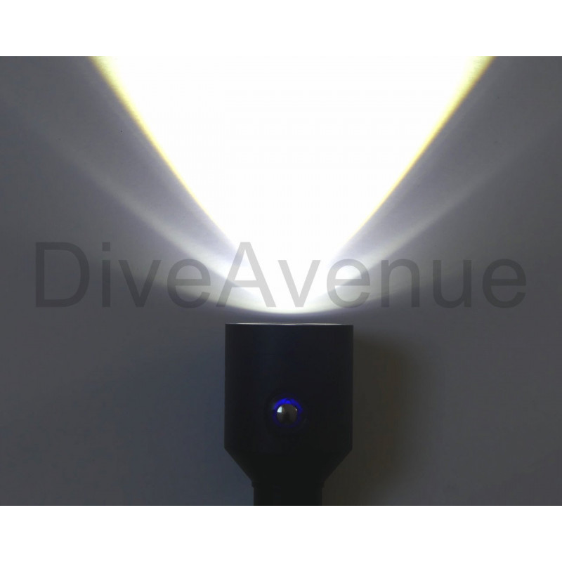 Lampe de plongée pilote BIGBLUE AL1100RAFO II