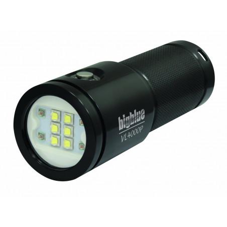 BIGBLUE VL4000P black Video LED light 120° beam