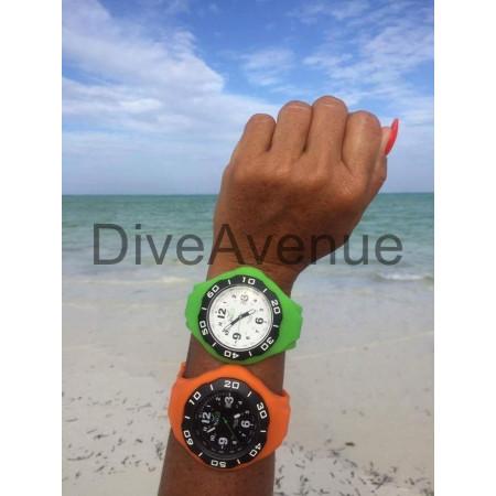 ADNA Watch XXL 57 White 100m waterproof