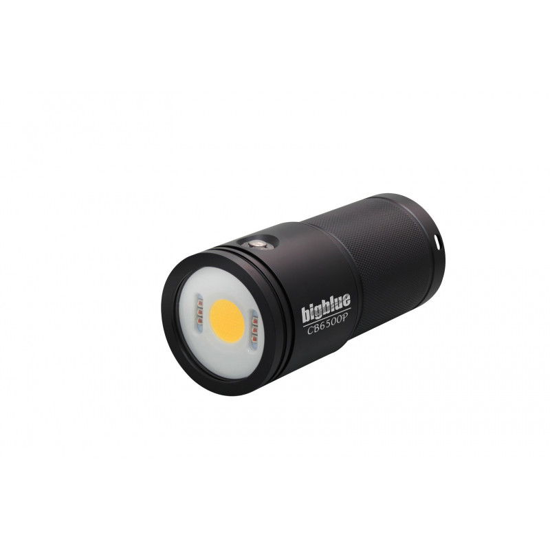BIGBLUE CB6500P - Underwater video light mono LED 120° beam
