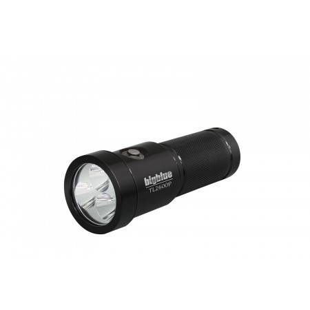 Phare BIGBLUE TL2600P BLACK...