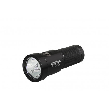 BigBlue TL2600P BLACK - 3x LED 2600Lm 10°