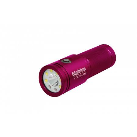 Big Blue VTL2600P PINK  Video Led light 10° and 100°