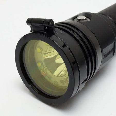 Phare BIGBLUE VTL3800P - Video 10° et 120°