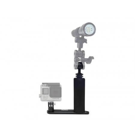 Platine video GoPro® avec poignée
