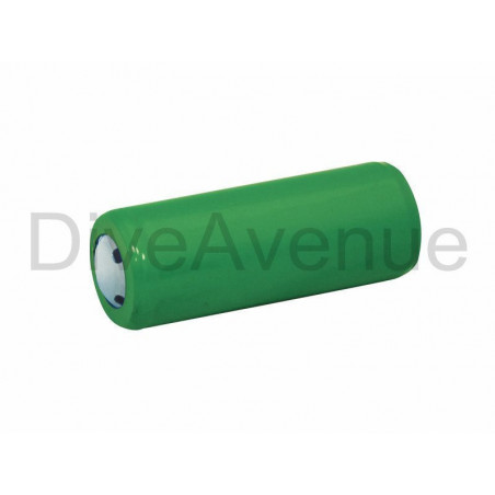 Batterie rechargeable Lithium-ion Bigblue 26650 5Ah