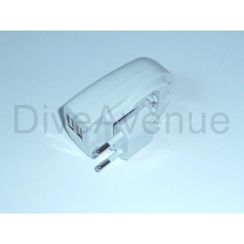 Chargeur USB 2A pour GoBe, Sideckick et mobiles