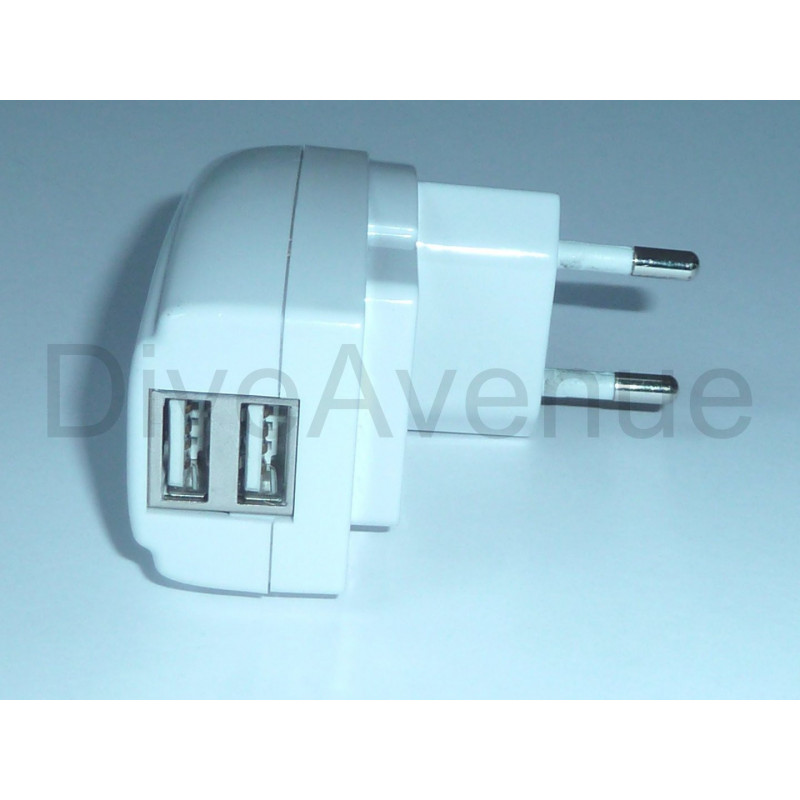 Charger USB 2A for GoBe, Sideckick and mobiles