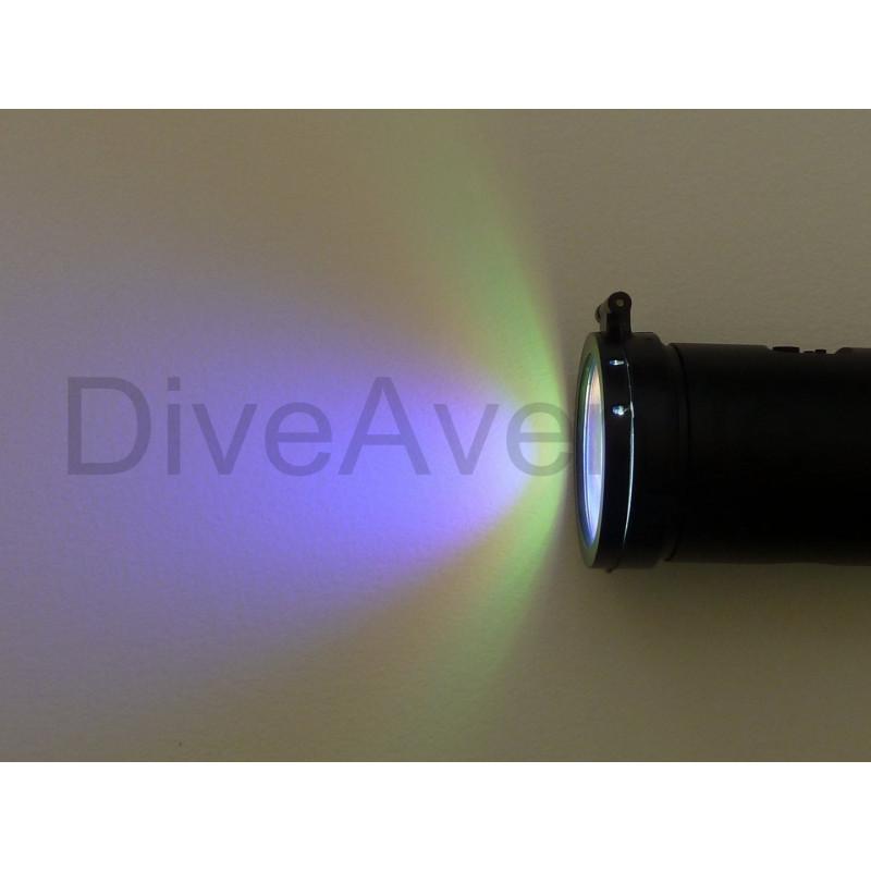 Fluordive kit Bigblue FDKCF450