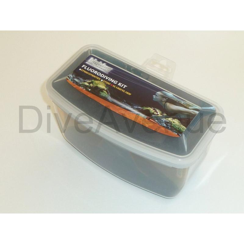 Fluordive kit Bigblue FDKCF1800 FDK-VL/VTL