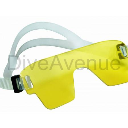 Fluordive mask and strap...