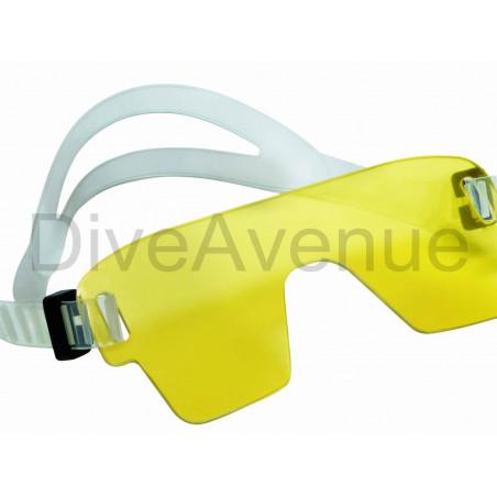 Fluordive mask and strap Bigblue FDMASKYL