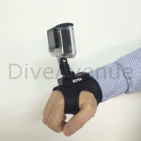 Gant support GoPro® Bigblue...