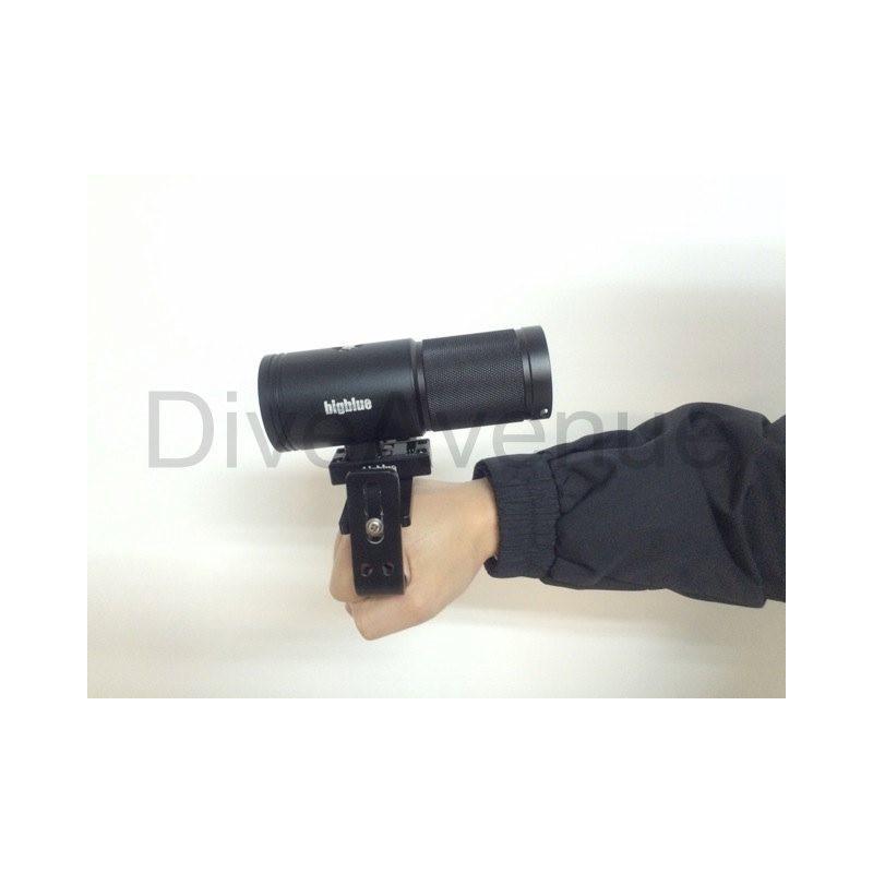 Easy release Goodman handle Bigblue VL/VTL/TL lights