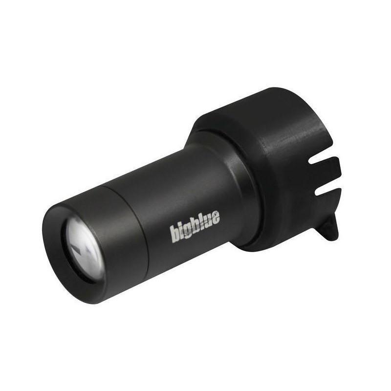 Snoot macro for Bigblue AL lights series