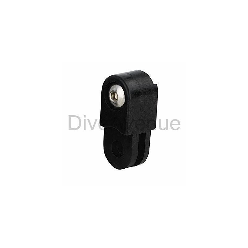GoPro mount adaptor for Light & Motion SIDECKICK DUO / FLOOD