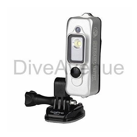 Adaptateur support GoPro Light & Motion SIDECKICK