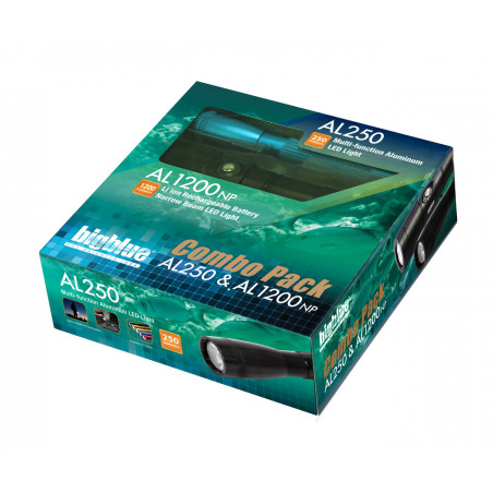 Combo pack Bigblue AL1200NP + AL250