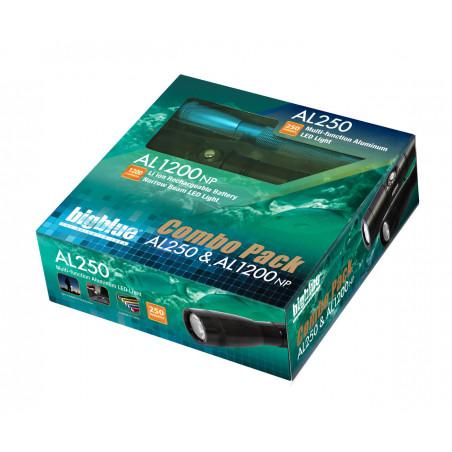 Combo pack Bigblue AL1200NP + Bigblue AL250