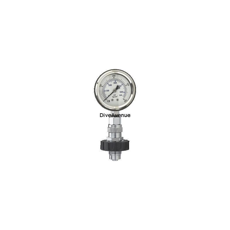 AIR DIN surface pressure checker 0-400bar