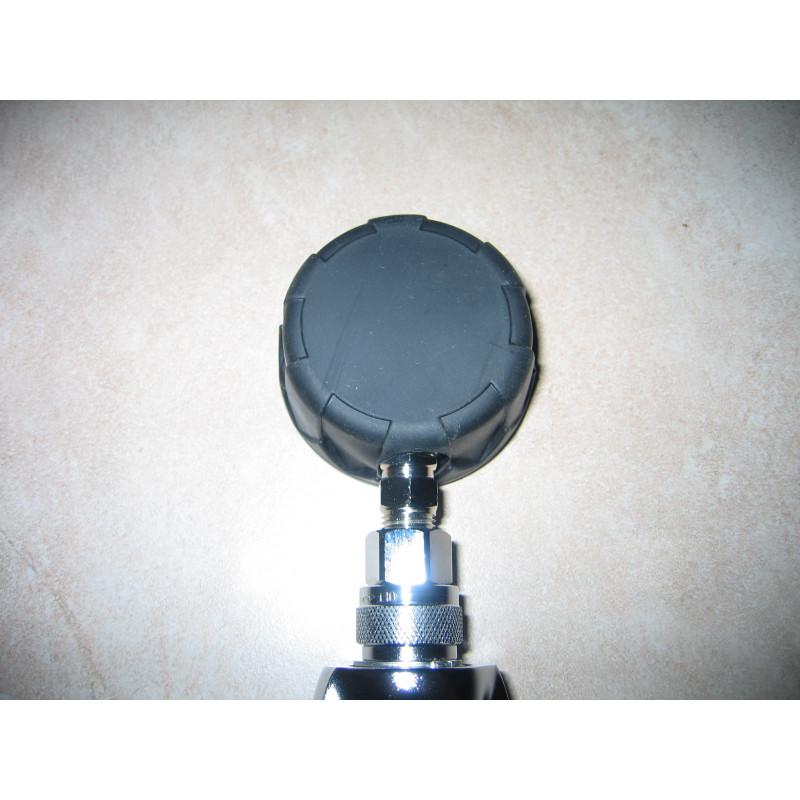 Manomètre de surface DIN 0-400bar AIR
