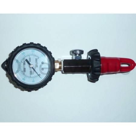 Manomètre de surface DIN 0-350bar AIR